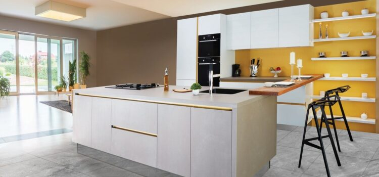 décorer la cuisine avec le style comptemporain